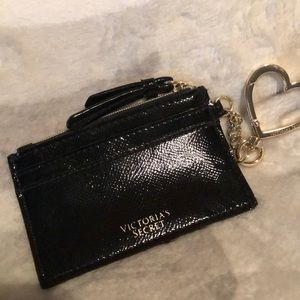 Victoria Secret coin purse with keychain